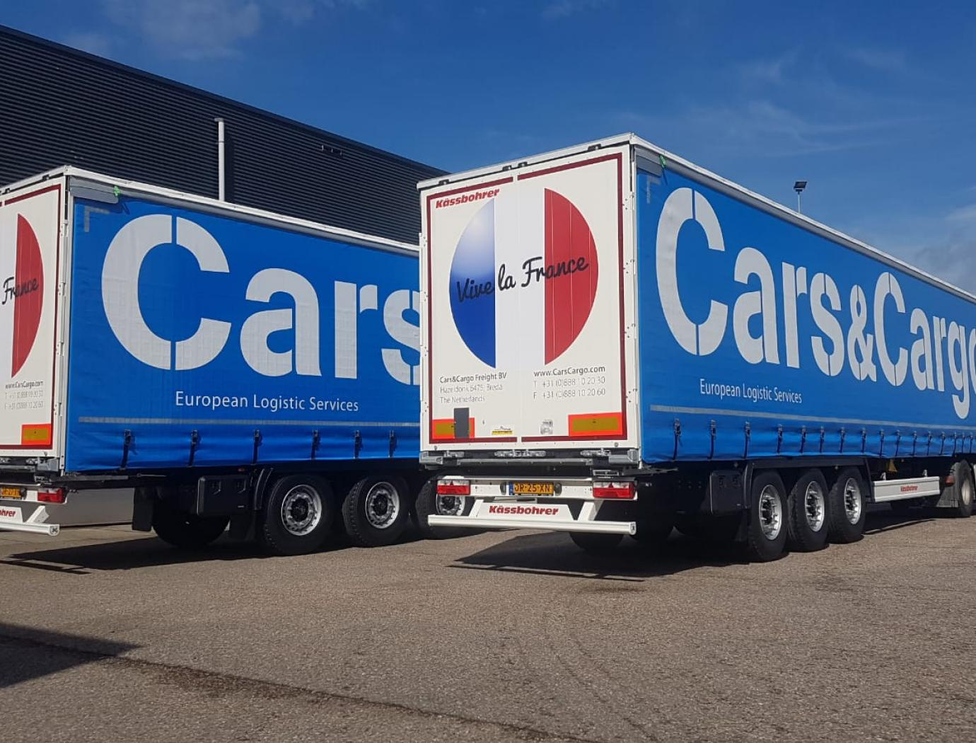 Cars & Cargo Freight