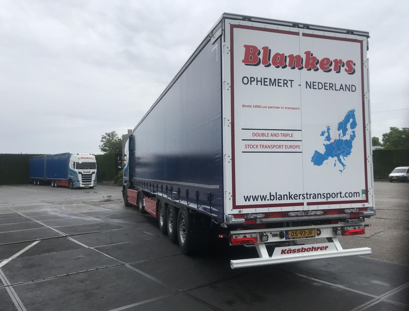 Blankers Transport